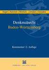 Denkmalrecht Baden-Württemberg